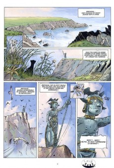 Extrait de Les contes du Korrigan -1a- Livre premier : les Trésors Enfouis