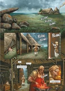 Extrait de Les druides -7- Les disparus de Cornouailles
