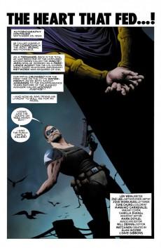 Extrait de Before Watchmen: Ozymandias (2012) -3- Ozymandias (3 of 6) - The heart that fed...!