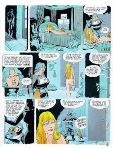 Extrait de Le vagabond des Limbes -10a1985- Le dernier prédateur