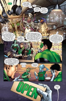 Extrait de Green Lantern Corps (2006) -INT04- Sin of the Star Saphire