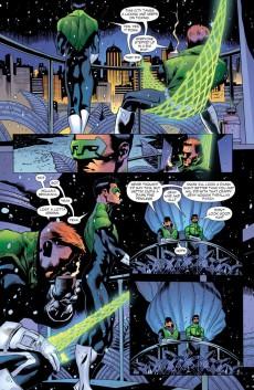 Extrait de Green Lantern Corps (2006) -INT03- Ring Quest