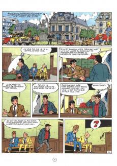 Extrait de Gil Jourdan -14a1978- Gil jourdan et les fantômes