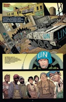 Extrait de DMZ (Urban Comics) -3- Travaux publics