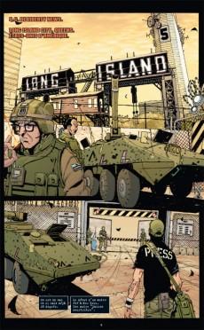 Extrait de DMZ (Urban Comics) -4- Tirs amis