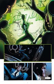 Extrait de Green Lantern Saga -5- Numéro 5