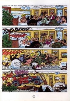 Extrait de Sammy -6a1986- Les gorilles font les fous
