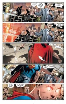 Extrait de Superman (DC Renaissance) -1- Genèse