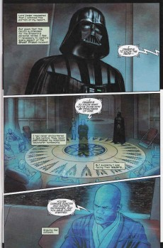 Extrait de Star Wars: Darth Vader and the Ghost Prison (2012) -3- Issue 3