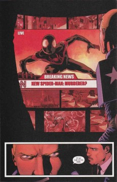 Extrait de Ultimate Comics Spider-Man (2011) -13- Divided we fall part one