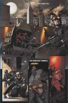 Extrait de Ultimate Comics X-Men (2011) -14- Divide we fall chapter one: road worn