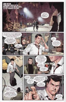 Extrait de Ultimates (The) (2011) -13- Divided We Fall Part One