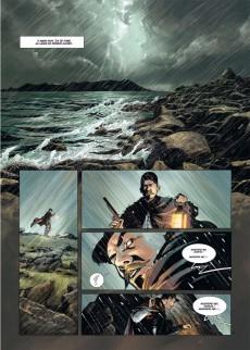 Extrait de Histoires de Bretagne -5- Quand souffle le vent des îles