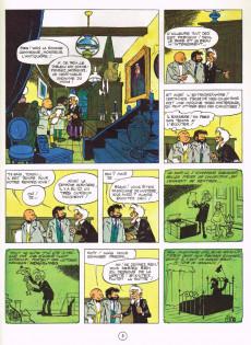 Extrait de Tif et Tondu -12a1976- Le réveil de Toar