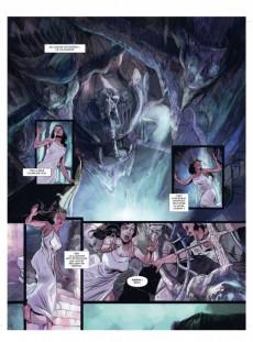Extrait de Might & Magic Heroes -1- Sœurs de sang