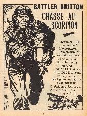 Extrait de Battler Britton (Imperia) -175- Chasse au scorpion