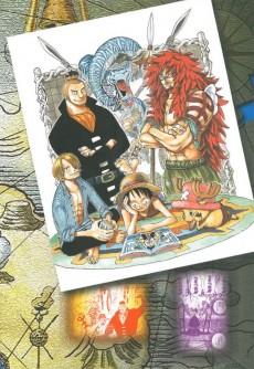 Extrait de One Piece -ART4- EAGLE - Color Walk 4