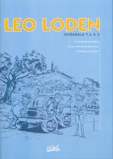 Extrait de Léo Loden (Intégrale) -1- Intégrale 1