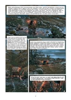 Extrait de Histoires de Bretagne -6- La légende de la mort - Tome 1