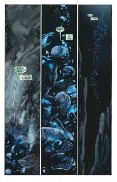 Extrait de Aquaman (DC Renaissance) -1- Peur abyssale