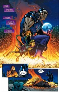 Extrait de Green Lantern (Geoff Johns présente) -2- Les Oubliés