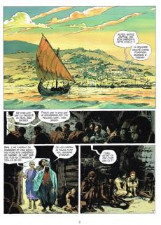 Extrait de Thorgal -27a08- Le Barbare