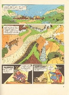 Extrait de Astérix -25Pub- Le Grand Fossé