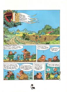 Extrait de Les centaures (Desberg/Seron) -2- Le loup à 2 têtes