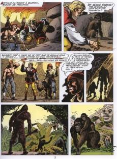 Extrait de Les fils de l'aventure -4- Le trésor du temple maudit