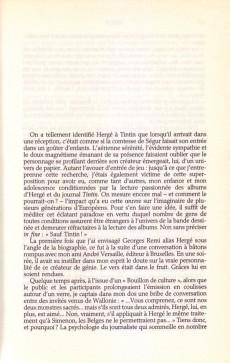 Extrait de (AUT) Hergé -17- Hergé