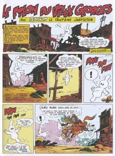 Extrait de Arthur le fantôme justicier (Cézard, Éditions du Taupinambour) -2-