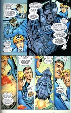 Extrait de Fantastic Four (100% Marvel - 1999) -1- Vive les Fantastiques!