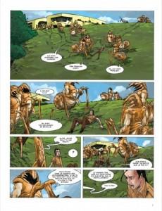 Extrait de Terres Lointaines -5- Épisode 5