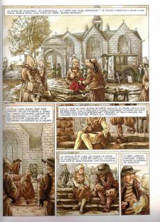 Extrait de Histoires de Bretagne -8- La légende de la mort - Tome 3