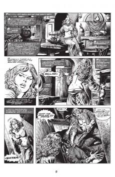 Extrait de Savage sword of Conan (The) (intégrale Dark Horse)) -INT02- Volume Two