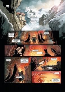 Extrait de Le sang du dragon -6- Vengeance
