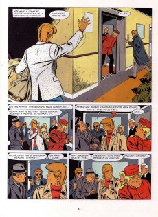 Extrait de Ric Hochet - La collection (Hachette) -33- Le scandale Ric Hochet