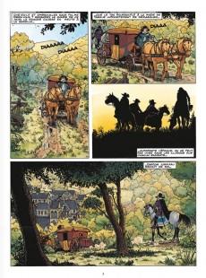 Extrait de Les chemins de Malefosse -20- Quartus