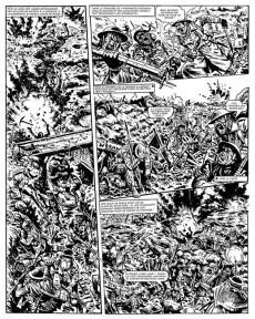 Extrait de La grande Guerre de Charlie -3- Volume 3