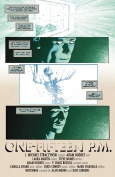 Extrait de Before Watchmen: Dr. Manhattan (2012) -2- Dr Manhattan 2 (of 4) - One-fifteen PM