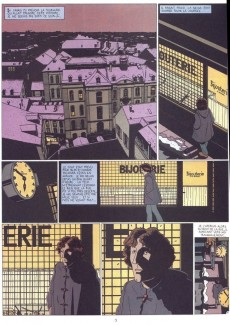 Extrait de Stéphane Clément -1b1986- Le guêpier