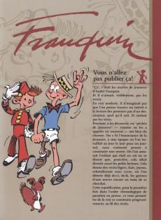 Extrait de Spirou et Fantasio -6- (Int. Dupuis 2) -1a08- Les débuts d'un dessinateur