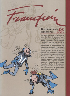 Extrait de Spirou et Fantasio -6- (Int. Dupuis 2) -4a09- Aventures modernes