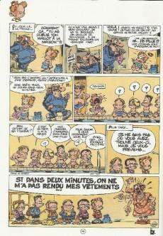 Extrait de Le petit Spirou -5a1998-