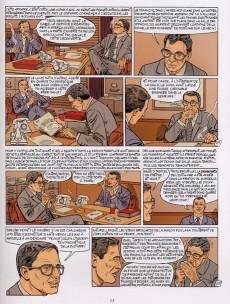 Extrait de Les grandes affaires criminelles et mystérieuses -10- L'affaire Spaggiari