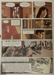 Extrait de Les indispensables de la Littérature en BD -7- Guerre et Paix - Tome 2