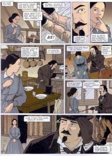 Extrait de Les indispensables de la Littérature en BD -8- Madame Bovary