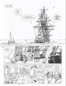 Extrait de L'Épervier (Pellerin) -8TL- Corsaire du Roy