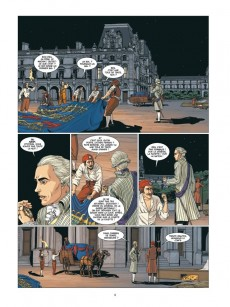 Extrait de Jour J -11- La nuit des tuileries