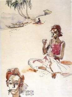 Extrait de À l'ouest de l'Eden - Tome 1998